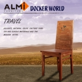 【ALMI】DOCKER WORLD- DOBW CHAIR 高背椅